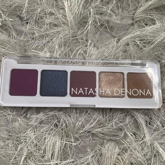 Mini Natasha Denona Lila eyeshadow Palette